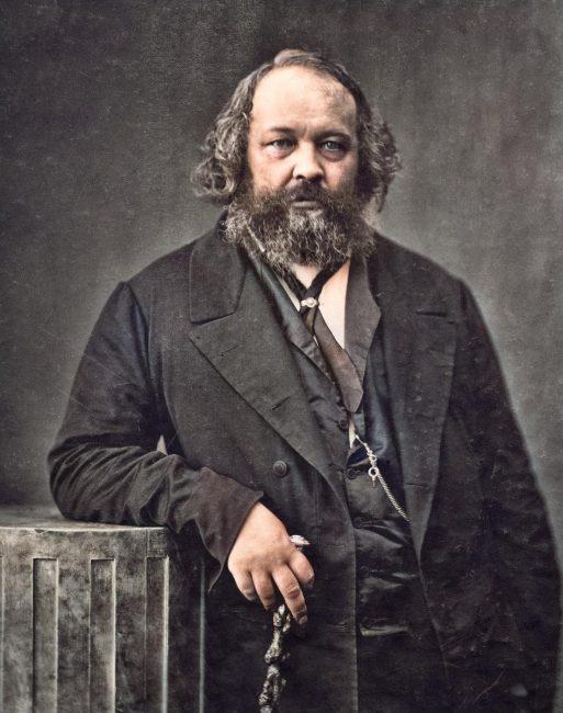Mikhail Bakunin (1814 – 1876)