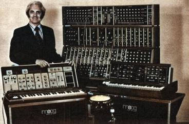 Remembering Robert Moog - Inventor of the famous Moog Synthesizer