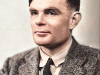 Churchill's Best Horse in the Barn – Alan Turing, Codebreaker and AI Pioneer