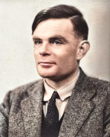 Alan Turing (1912-1954) © National Portrait Gallery, London (UK)