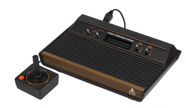 The third version of the Atari Video Computer System sold from 1980 to 1982