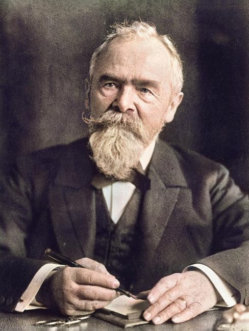 Carl Von Linde (1842 - 1934)