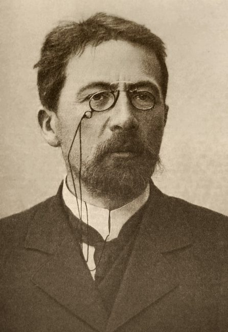 Anton Chekov (1860-1904)