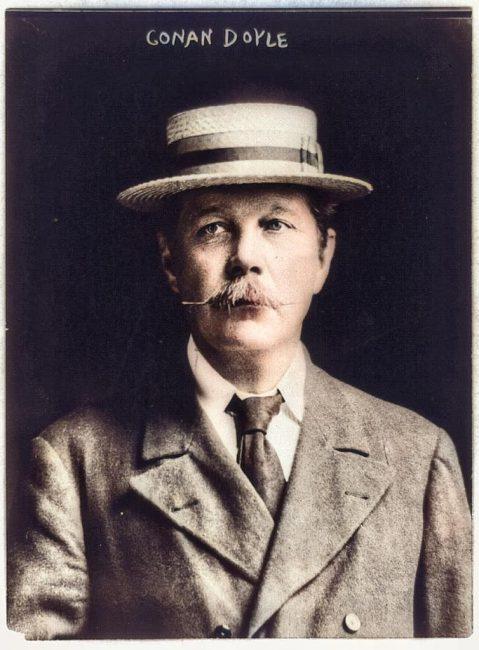 Sir Arthur Conan Doyle (1859-1930)