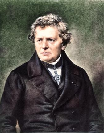 Georg Simon Ohm (1789 – 1854)