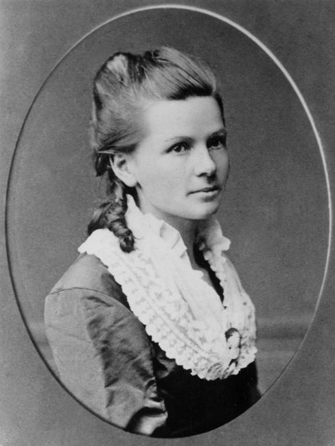 Bertha Benz (1849-1944)
