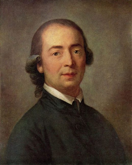 Johann Gottfried Herder (1744-1803) was a German philosopher, theologian, poet, and literary critic. He is associated with the periods of Enlightenment, Sturm und Drang, and Weimar Classicism.