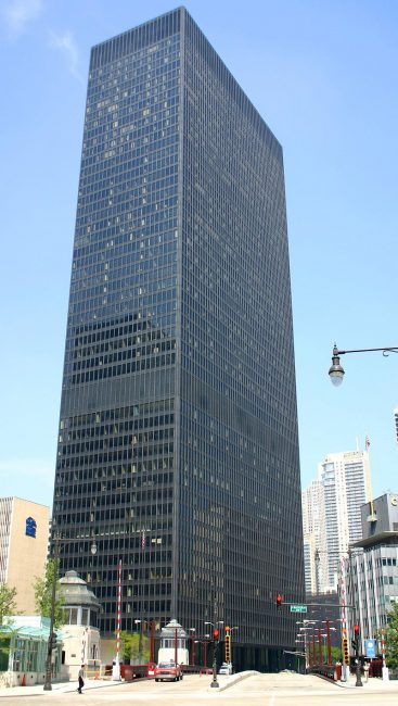 IBM Plaza, Chicago, Illinois