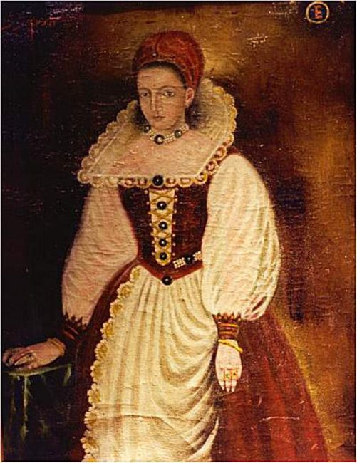 Countess Elizabeth Bathory, the Blood Countess (1560-1614), Elizabeth Báthory