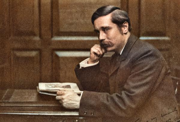 Herbert George Wells (1866-1946), H. G. Wells