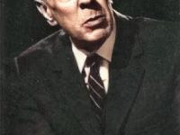 Jorge Luis Borges and the Library of Babel