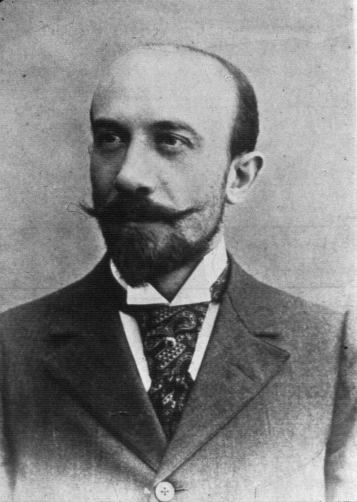 Georges Méliès (1861-1938), French filmmaker and cinematographer
