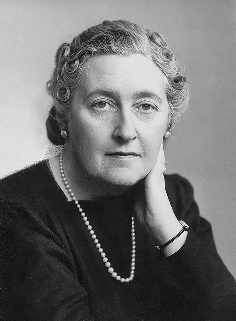 Agatha Christie Hiirenloukku