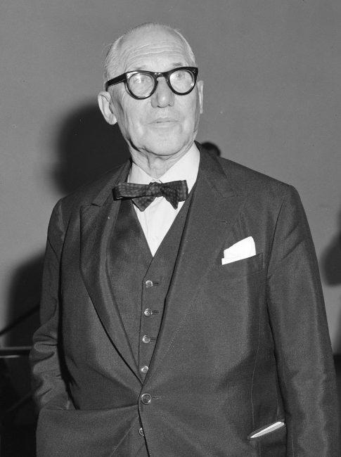 Charles-Édouard Jeanneret, aka Le Corbusier (1887 – 1965)