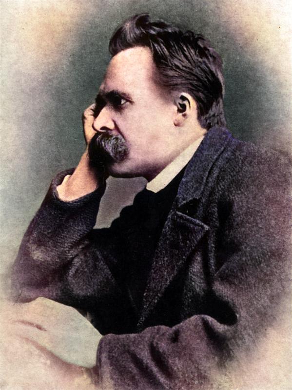 Friedrich Wilhelm Nietzsche (1844 - 1900)