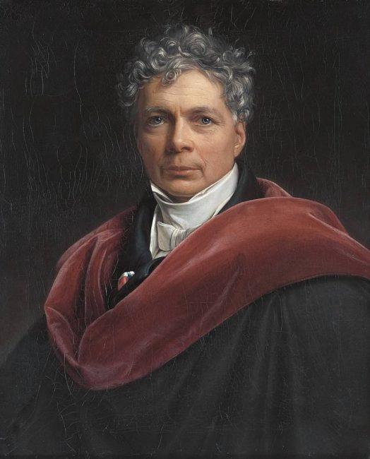 Friedrich Wilhelm Joseph Schelling (1775-1854), by Joseph Karl Stieler, 1835