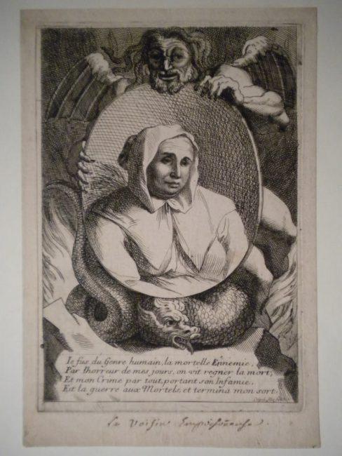 "Catherine Deshayes, ""La Voisin"""