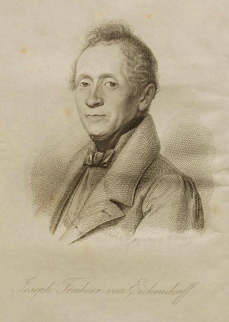 Joseph von Eichendorff (1788-1857)
