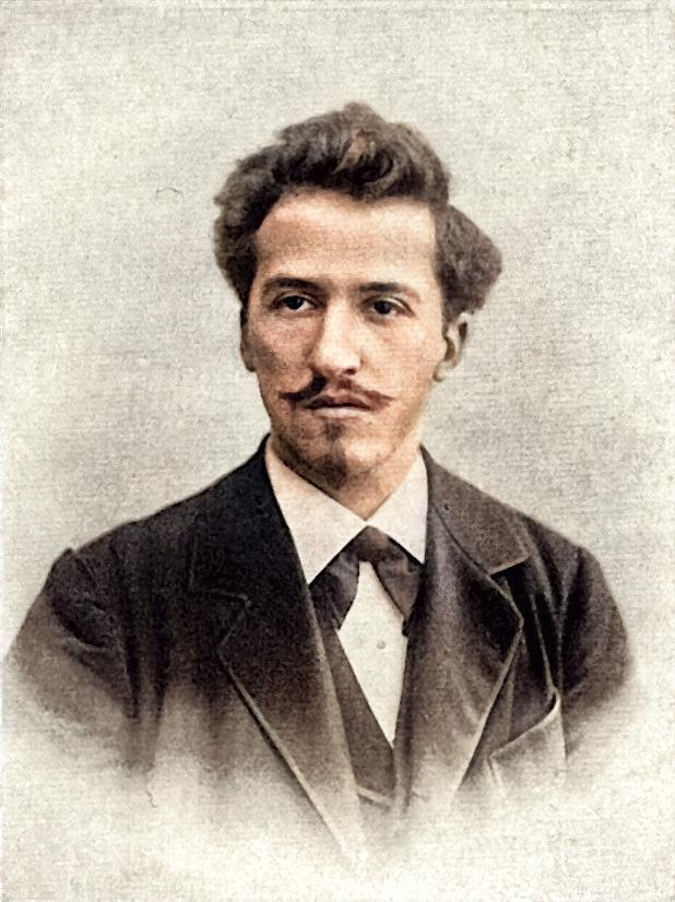 Piet Mondrian (1872-1944), photo: Gemeentemuseum Den Haag.