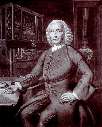 John Harrison (1693-1776), English clockmaker