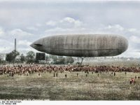 August von Parseval and his Dirigible Airships