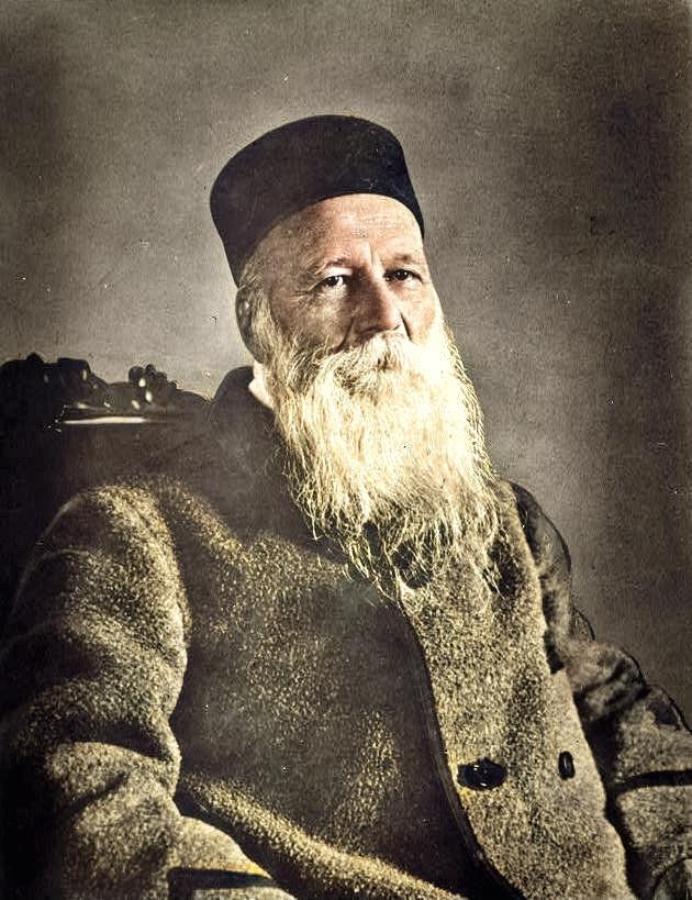 Henry Dunant (1828 – 1910)