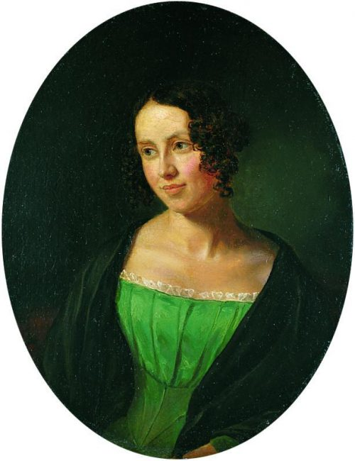 Regine Olsen 1840
