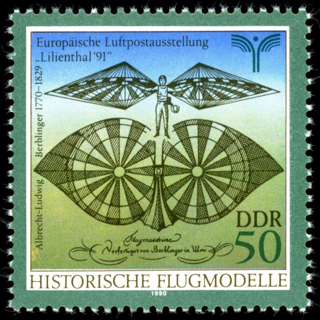 Stamps of Germany (DDR) 1990