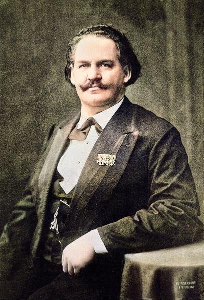 Carl Bechstein (1826 - 1900)