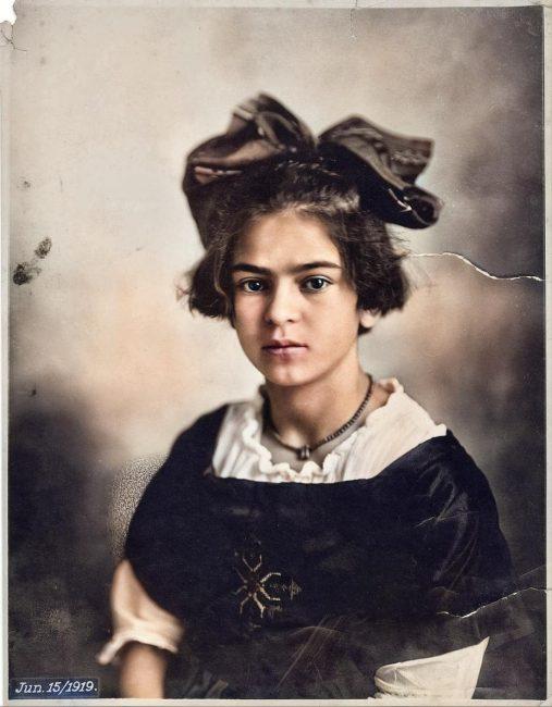 Frida Kahlo (1907 – 1954)