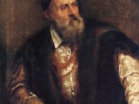 Titian – the Sun Amidst Small Stars