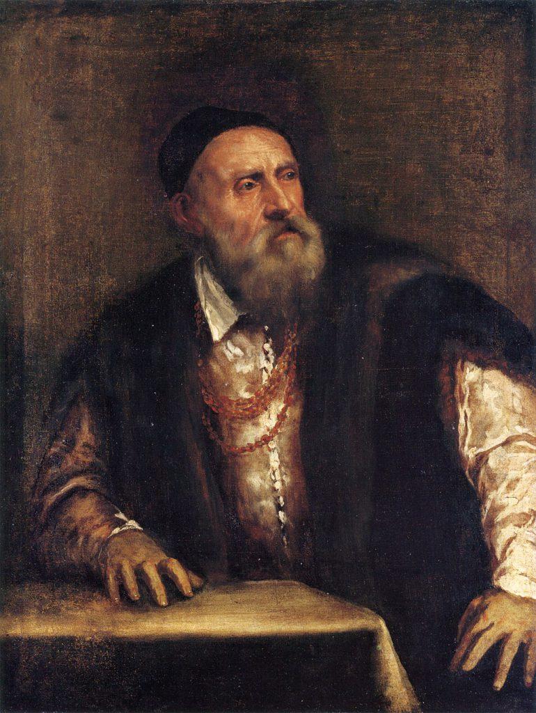Tiziano Vecelli aka Titian (1488/90 - 1576)