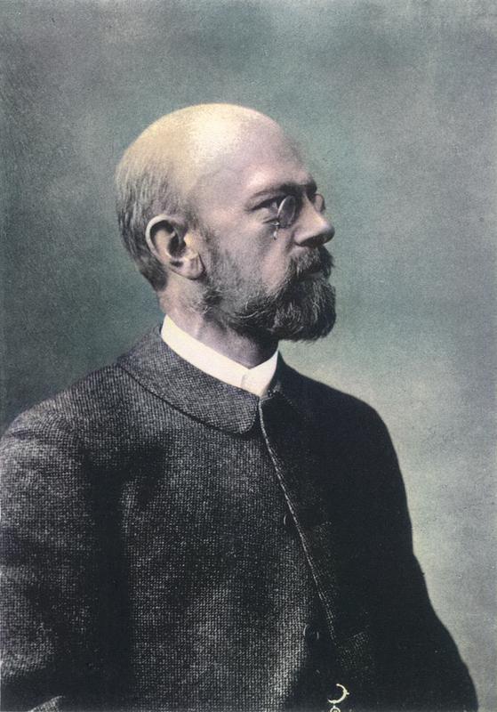David Hilbert (23 January 1862 – 14 February 1943)