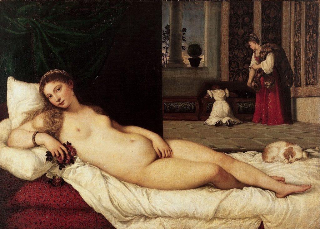 Titian, Venus of Urbino (1538)