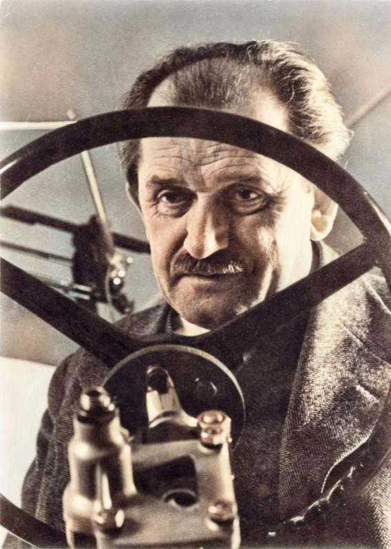 Ferdinand Porsche (1875-1951) © Bundesarchiv