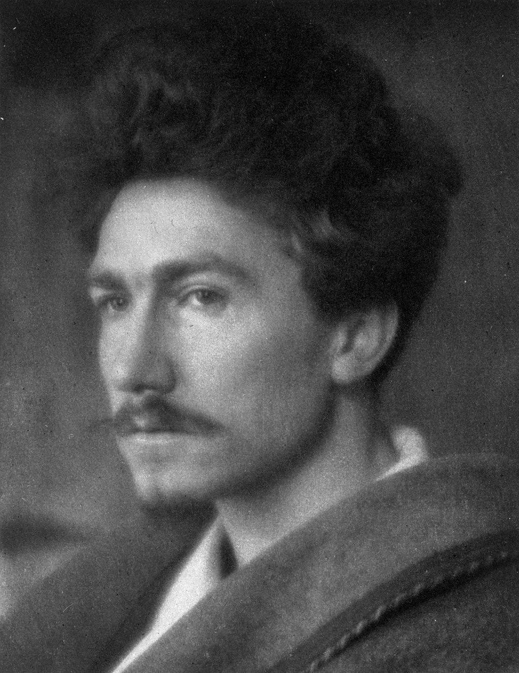 Ezra Pound (1885-1972)