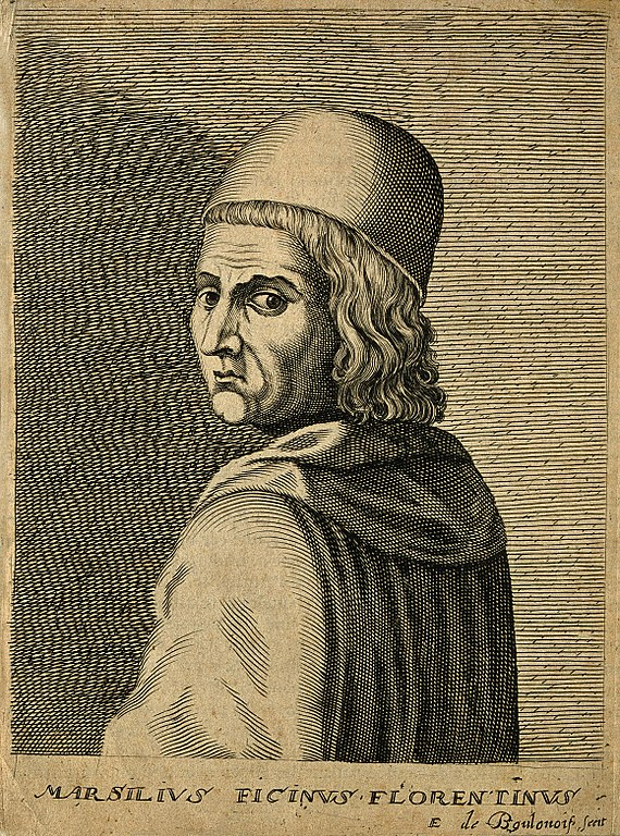 Marsilio Ficino (1433 - 1499)