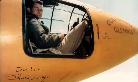 Chuck Yeager – Breaking the Sound Barrier