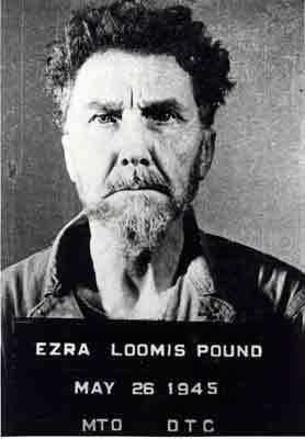 Ezra Pound - Taken at the Army Disciplinary Training Center