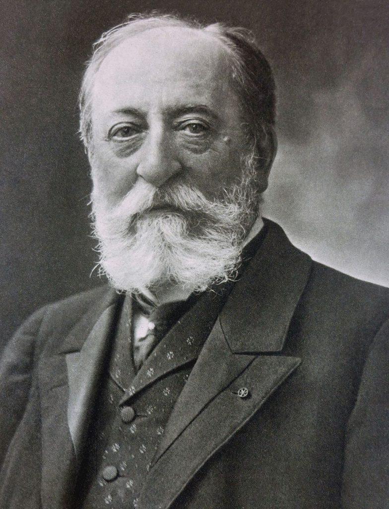 Camille Saint-Saëns (1835 - 1921)