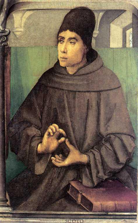 John Duns Scotus (1266 - 1308)