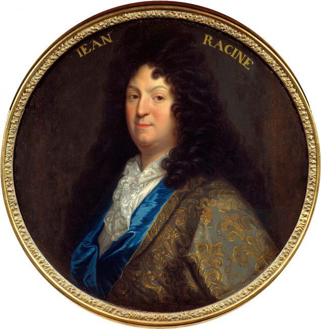 Jean Racine (22 December 1639 – 21 April 1699)