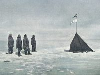 Roald Amundsen's South Pole Expedition