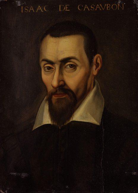 Isaac Casaubon (1559-1614)