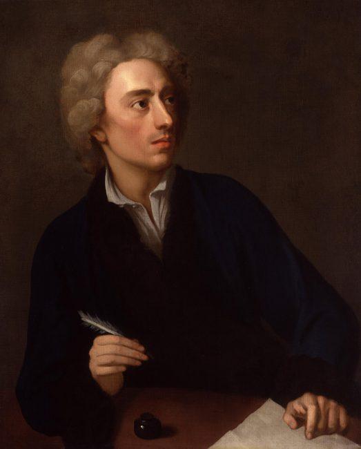 Alexander Pope (1688 - 1744)