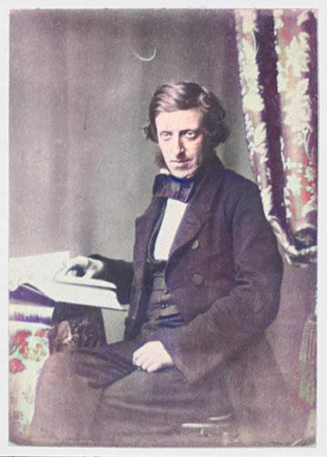 Frederick Scott Archer (1813 - 1857)