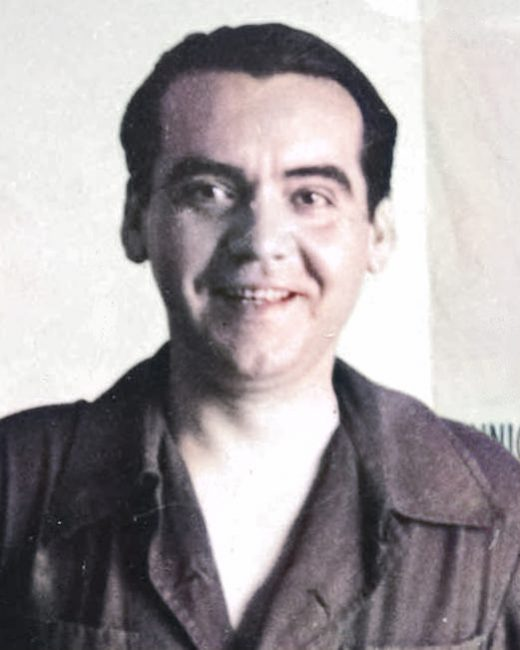 Federico García Lorca (1898 - 1936)
