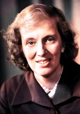Dorothy Hodgkin (1910 – 1994)