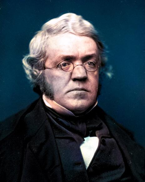 William Makepeace Thackeray (1811-1863)