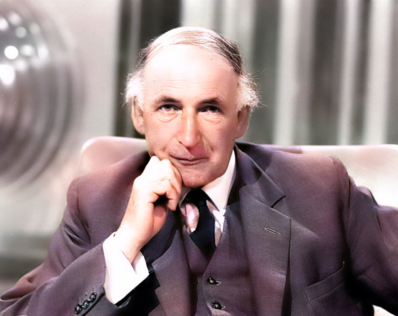 Sir Bernard Lovell (1913-2012)